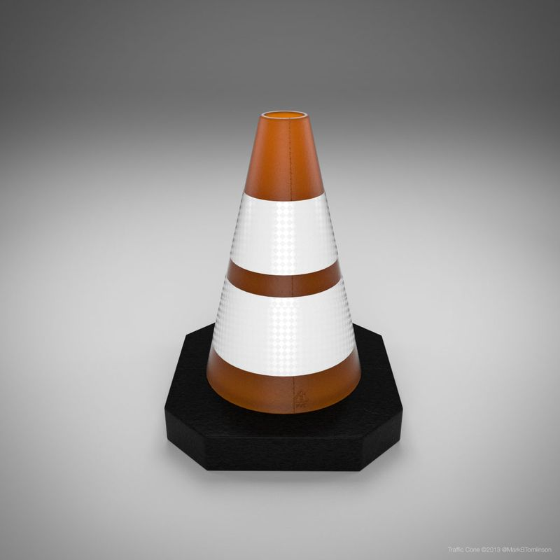 Construction Traffic Cone